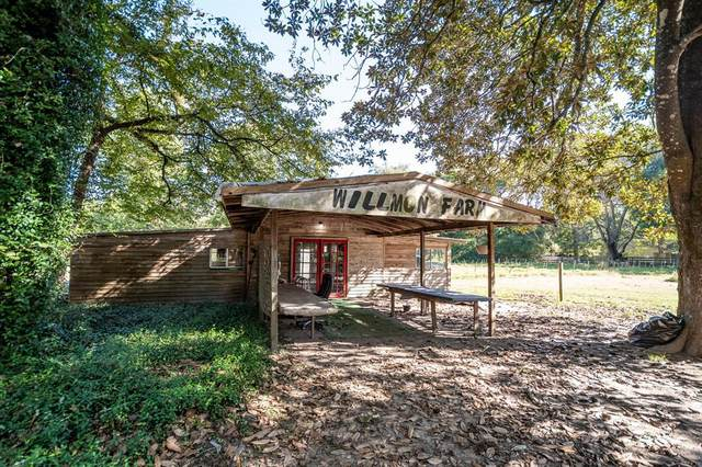 853 County Road 370, Splendora, TX 77372 (MLS #34157344) :: Rachel Lee Realtor