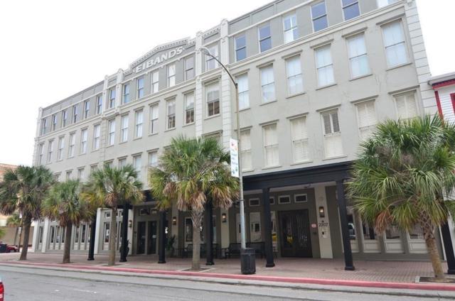 2207 Post Office Street #203, Galveston, TX 77550 (MLS #34157730) :: Magnolia Realty