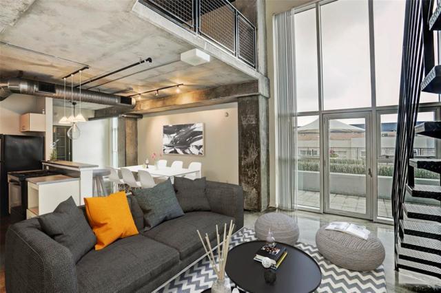 2000 Bagby Street #5423, Houston, TX 77002 (MLS #34161498) :: Texas Home Shop Realty