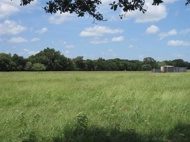 00 Jim Towns Lane, Calvert, TX 77837 (MLS #34164680) :: The Bly Team
