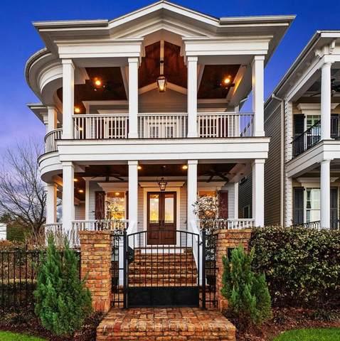 23 Southern Coast Drive, The Woodlands, TX 77380 (MLS #3418151) :: Homemax Properties