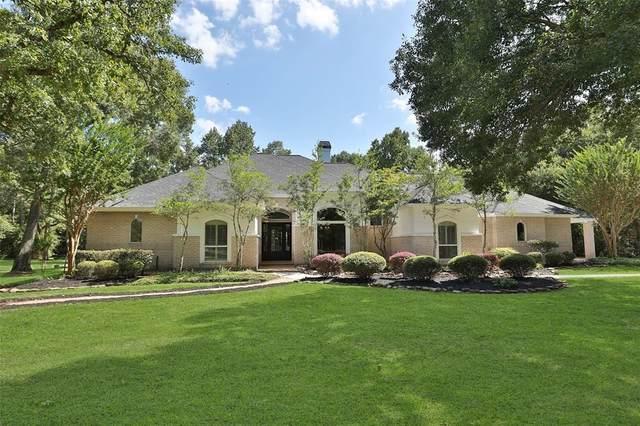 14 Riata Drive, Magnolia, TX 77354 (MLS #34183135) :: The Wendy Sherman Team