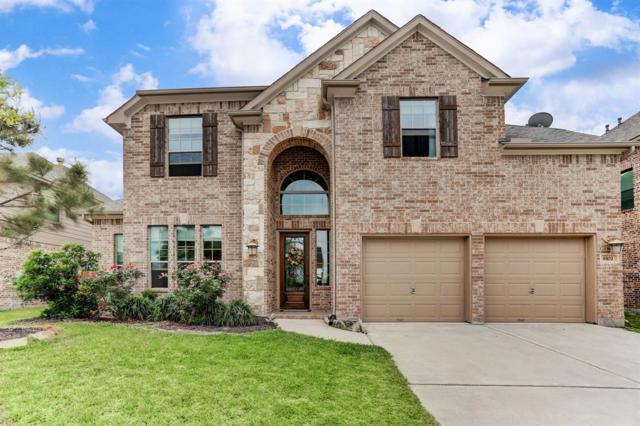 8102 Dragonfly Drive, Rosenberg, TX 77469 (MLS #34191531) :: Fairwater Westmont Real Estate
