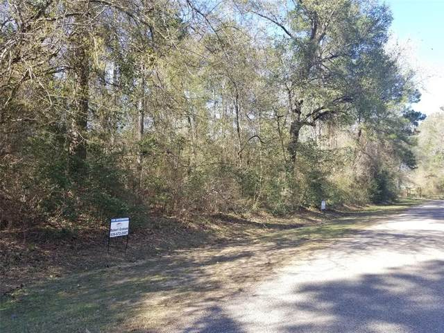 Lot 3 Paradise View Drive, Willis, TX 77318 (MLS #34197585) :: The Andrea Curran Team powered by Compass
