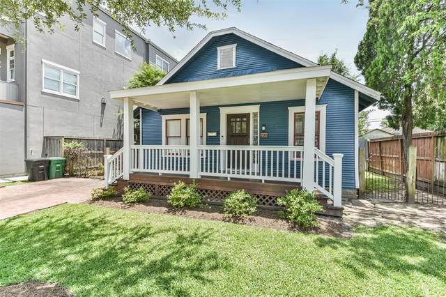 206 Aurora Street, Houston, TX 77008 (MLS #34221373) :: Green Residential