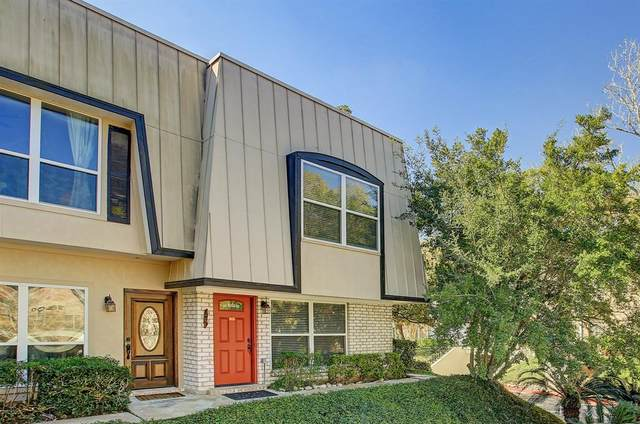 1803 Stoney Brook Drive #108, Houston, TX 77063 (MLS #34224879) :: The Jennifer Wauhob Team