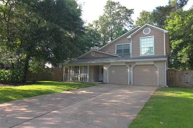 2903 Maple Knoll Drive, Kingwood, TX 77339 (MLS #34239169) :: Ellison Real Estate Team