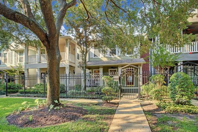 435 Westmoreland Street, Houston, TX 77006 (MLS #34247633) :: Homemax Properties