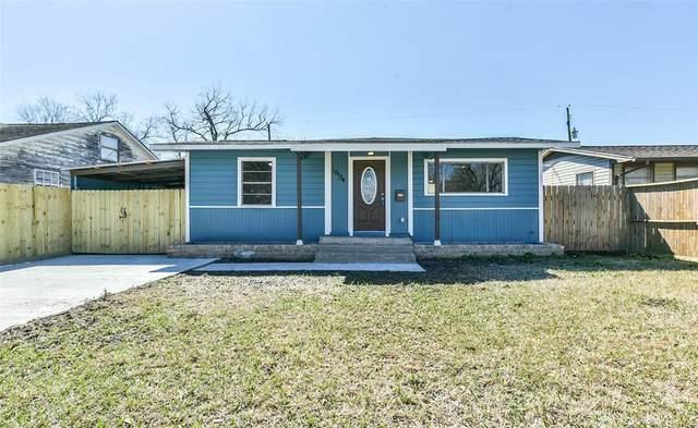 10134 Palestine Street, Houston, TX 77029 (#34252278) :: ORO Realty