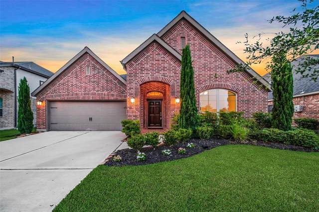 29114 Crystal Rose Lane, Fulshear, TX 77441 (MLS #3425638) :: The SOLD by George Team