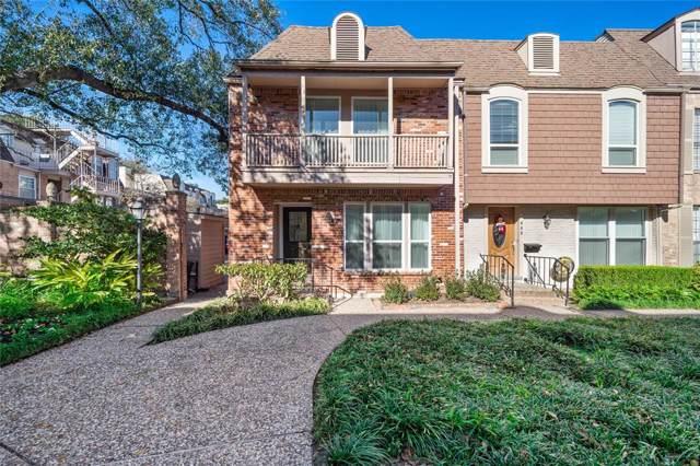 450 N Post Oak Lane, Houston, TX 77024 (MLS #34257021) :: TEXdot Realtors, Inc.