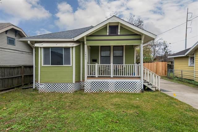 1805 Hussion Street, Houston, TX 77003 (MLS #34259095) :: Ellison Real Estate Team