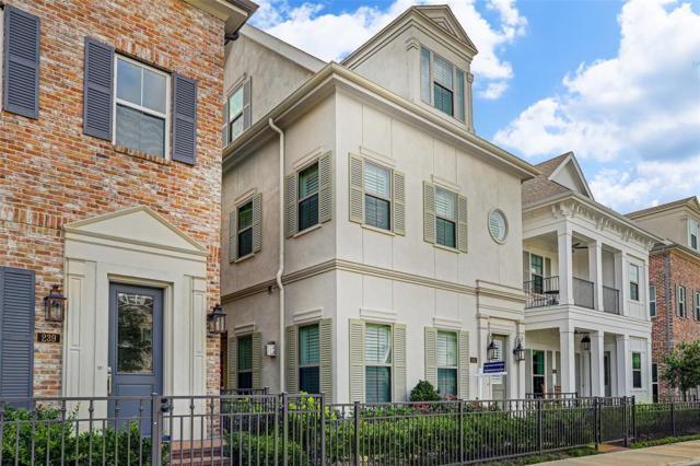 243 Green Boulevard, Shenandoah, TX 77384 (MLS #34262283) :: Caskey Realty