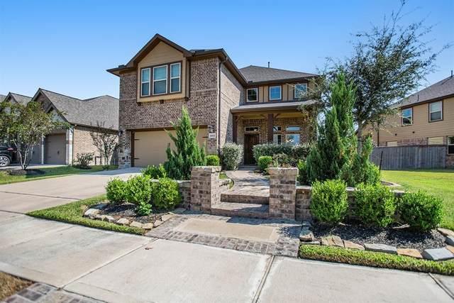 16802 Highland Country Drive, Cypress, TX 77433 (MLS #34263943) :: Guevara Backman