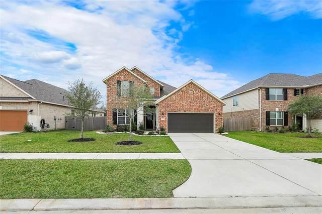 6922 Water Glen Lane, Manvel, TX 77578 (MLS #34264176) :: Phyllis Foster Real Estate