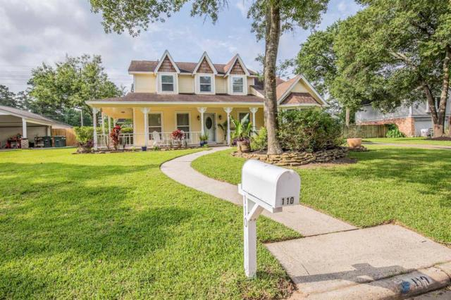 110 Heather Ln, The Woodlands, TX 77385 (MLS #34274027) :: Texas Home Shop Realty