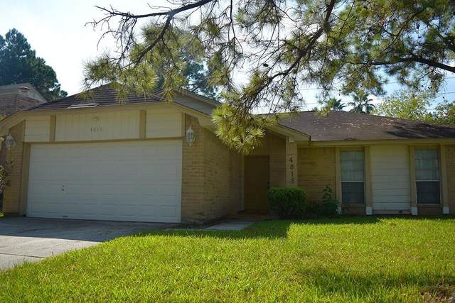 4815 Brownfields Drive, Houston, TX 77066 (MLS #34275917) :: The SOLD by George Team