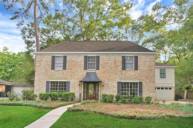 13015 Lakecrest Drive, Cypress, TX 77429 (MLS #34278447) :: Connect Realty