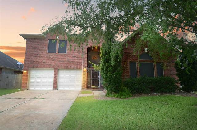 13602 Spring Point View, Houston, TX 77083 (MLS #34287239) :: The SOLD by George Team