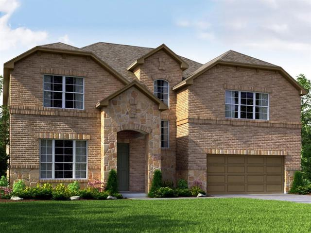 2206 Whispering Manor Lane, Pearland, TX 77089 (MLS #34293458) :: JL Realty Team at Coldwell Banker, United