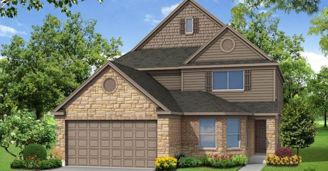 21311 Fox Burrow Trail, Humble, TX 77338 (MLS #34322969) :: Homemax Properties