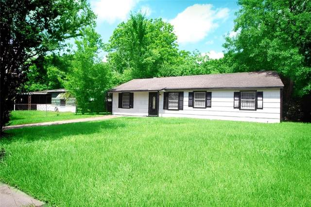 8303 St Lo Road, Houston, TX 77033 (MLS #34326247) :: The SOLD by George Team