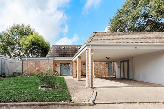 2814 S Doral Drive, Missouri City, TX 77459 (MLS #34338875) :: Christy Buck Team