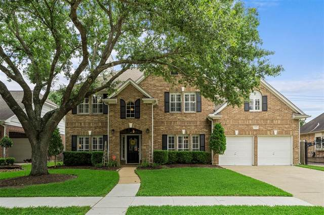 5115 White Manor Drive, Pasadena, TX 77505 (MLS #34344646) :: The SOLD by George Team