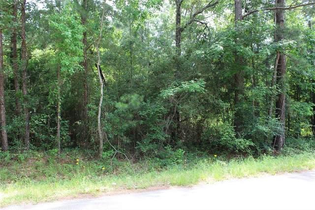 TBD County Road 3709, Splendora, TX 77372 (MLS #34347911) :: The Heyl Group at Keller Williams
