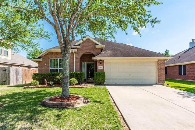 3013 Kings Isle Lane, Dickinson, TX 77539 (MLS #34349622) :: The SOLD by George Team
