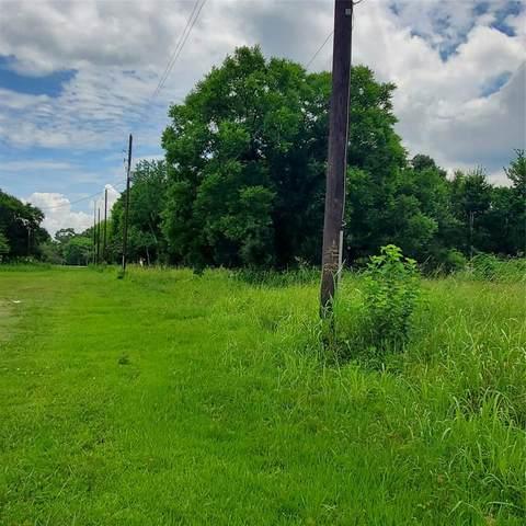 0 N Pine Road, Arcola, TX 77583 (MLS #34351103) :: Keller Williams Realty