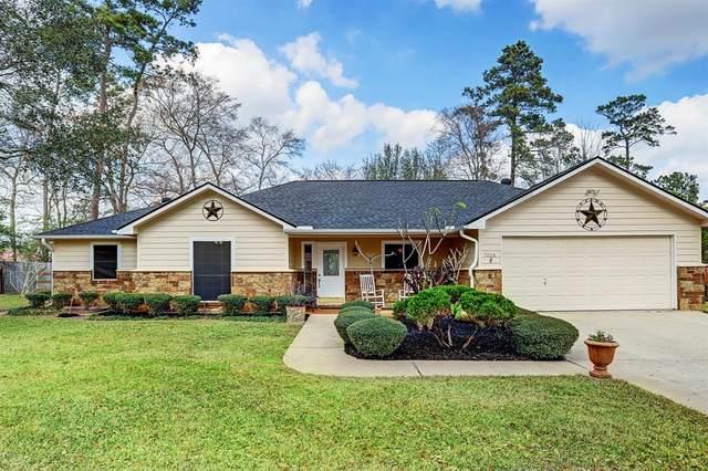7014 Charred Pine Drive, Magnolia, TX 77354 (MLS #34351851) :: The Property Guys