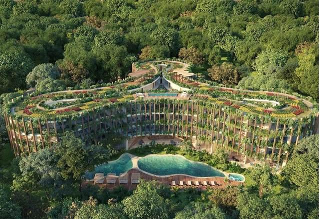 2 Mistiq Gardens II #101, Tulum Quintana Roo, TX 77760 (MLS #34358384) :: The Bly Team