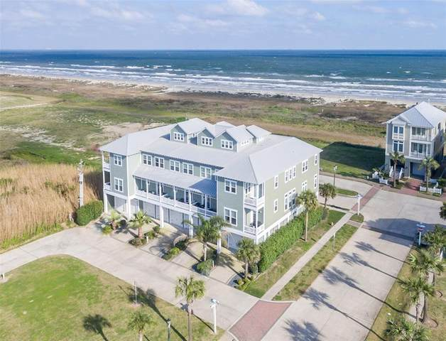 1830 Seaside Drive, Galveston, TX 77550 (MLS #34360798) :: The Bly Team