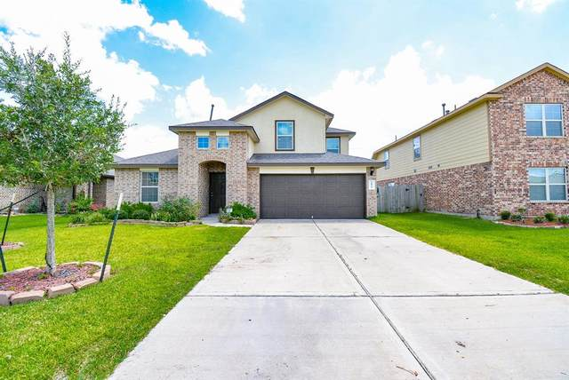 1826 Crystal Waters Drive, Rosharon, TX 77583 (MLS #34363495) :: The Heyl Group at Keller Williams