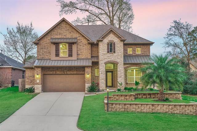 217 Blue Hill Drive, Montgomery, TX 77356 (MLS #34364519) :: The Home Branch