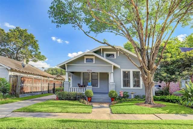 1024 W Cottage Street, Houston, TX 77009 (MLS #34366092) :: The Heyl Group at Keller Williams