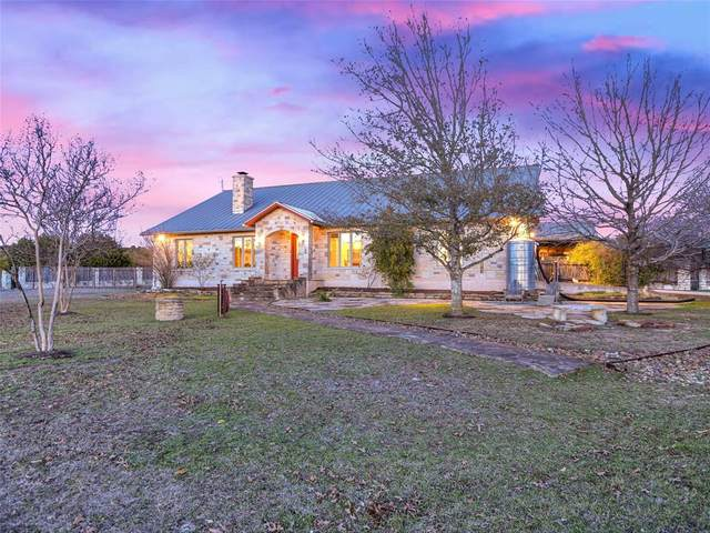 650 Old Red Ranch Road, Dripping Springs, TX 78620 (MLS #34375159) :: The Freund Group