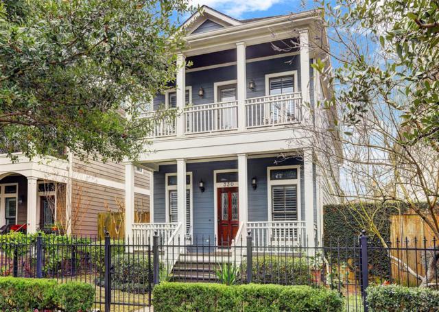 330 W 21st Street, Houston, TX 77008 (MLS #34377032) :: Caskey Realty