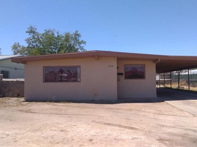 6108 Simpia Drive, El Paso, TX 79905 (MLS #34389361) :: The Heyl Group at Keller Williams