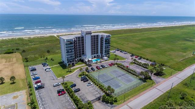 415 East Beach Drive #301, Galveston, TX 77550 (MLS #34389408) :: Christy Buck Team