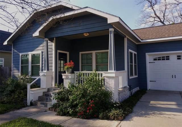 1115 E 23rd Street, Houston, TX 77009 (MLS #34402434) :: Giorgi Real Estate Group