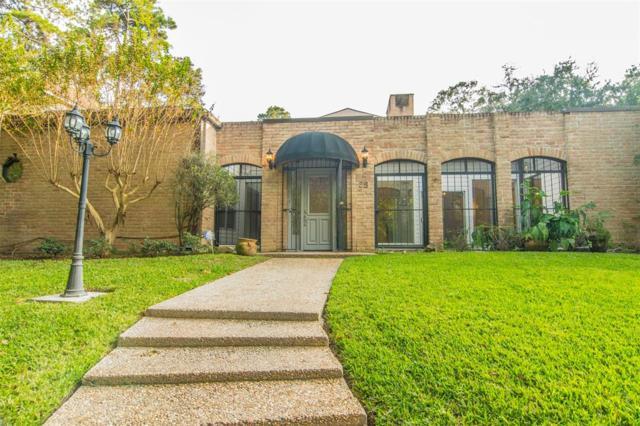 25 Legend Lane, Houston, TX 77024 (MLS #34403416) :: Krueger Real Estate