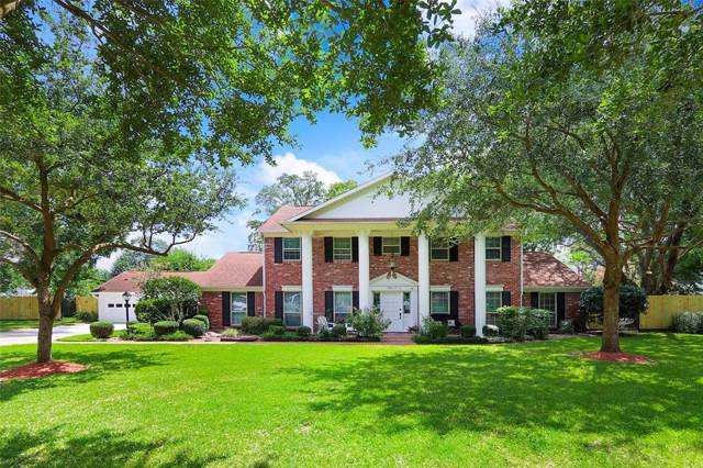 18619 Carriage Court, Houston, TX 77058 (MLS #34417053) :: The Heyl Group at Keller Williams