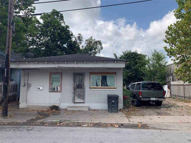 7114 Navigation Boulevard, Houston, TX 77011 (MLS #34418120) :: Connect Realty