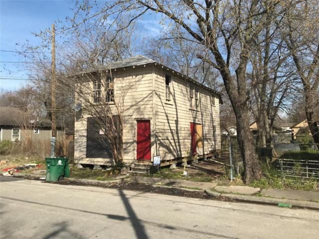 3349 Anita Street, Houston, TX 77004 (MLS #34427026) :: Texas Home Shop Realty