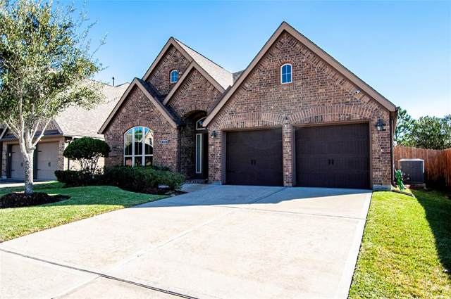 2521 Mountain Sage Drive, Pearland, TX 77584 (MLS #34429483) :: The Bly Team