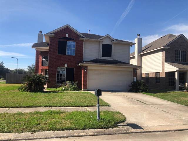 8303 Silver Fir Lane, Baytown, TX 77523 (MLS #34430897) :: The Queen Team