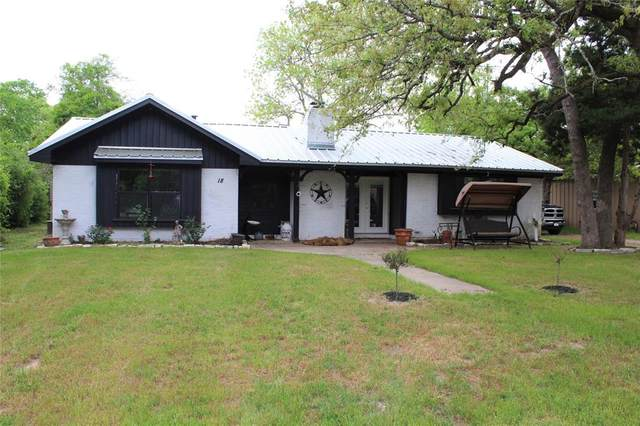 18 Eden Rock, Normangee, TX 77871 (MLS #34431266) :: Homemax Properties