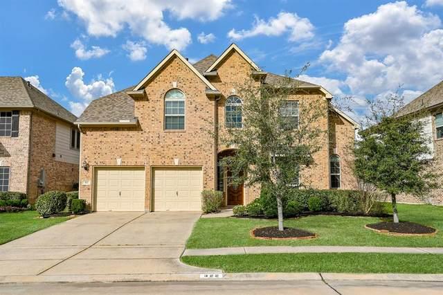 322 Promenade Estates Lane, Stafford, TX 77477 (MLS #34431681) :: Guevara Backman